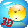 3D Stickers - Emoji & Emoticon Pro