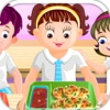 Lunch Box Maker Kids Game