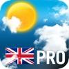 Wetter für das Vereinigte Königreich Pro