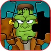 Jigsaw Activity Puzzle: Fun Family Adventure Game of Monsters, Mummies, Ghosts & Zombies