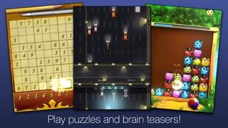 Screenshots of 25-in-1 Games - Gamebanjo for iPhone