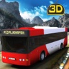 Off Road Resort Bus Hill Climb 3D - Real bus parking and driving simulation game hill climb racing