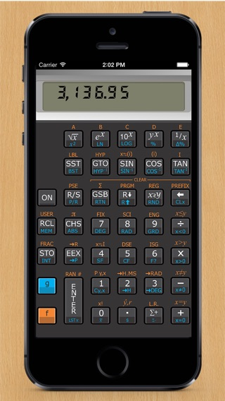 hp 11c scientific calculator on the app store. Black Bedroom Furniture Sets. Home Design Ideas