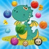 Dragon Bubble Shooter Island Saga : Match 3 Free Game
