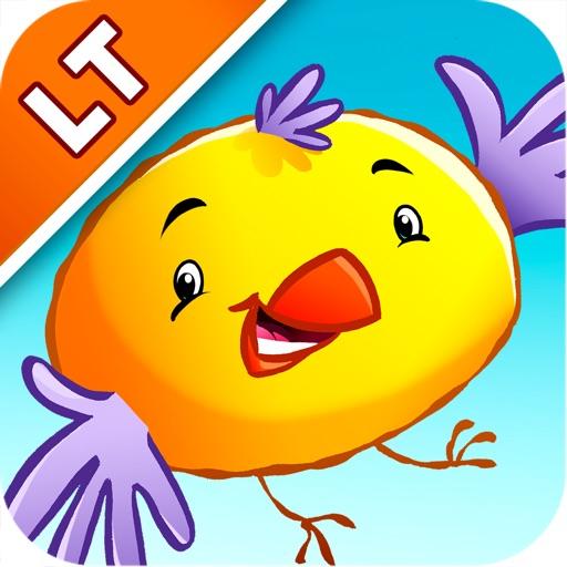 Babyspelletjes LT iOS App