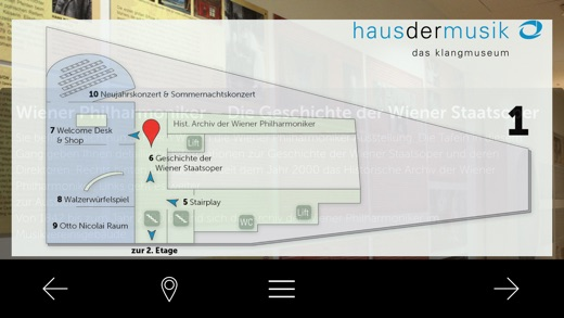 Haus der Musik Guide Screenshot