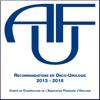 Recommandations AFU 2013-2016