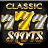 `` All Classic 777 Las Vegas Strip Megabucks Bonus Round Loose Slot Machine