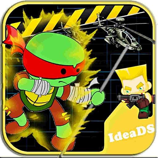 Turtles Fighting iOS App