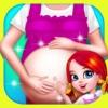 Newborn Sister Grow Up - Girls Game