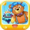 小熊上太空 早教 儿童游戏