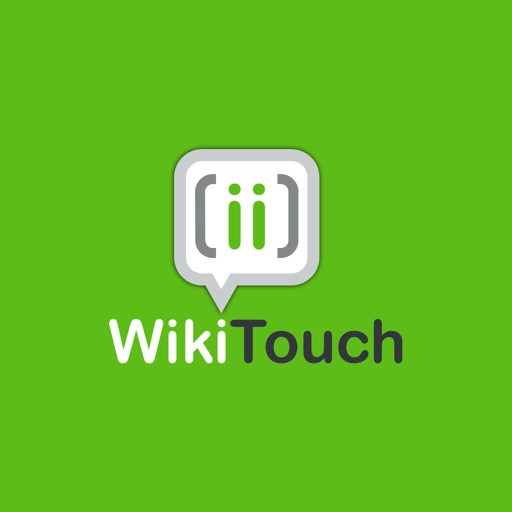 WikiTouch iOS App
