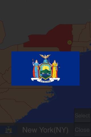 U.S. States Free screenshot 3