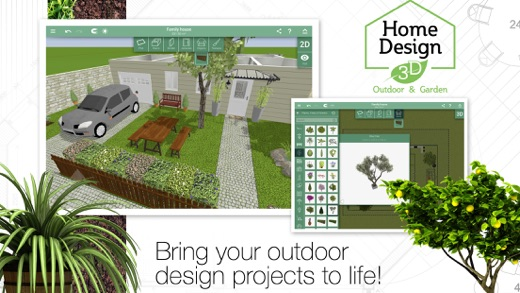 Home Design 3D Outdoor & Garden on the App Store