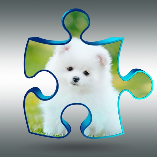 Puppy Puz Puzzle For Jigsaw Lovers - Free For Fun Activity iOS App