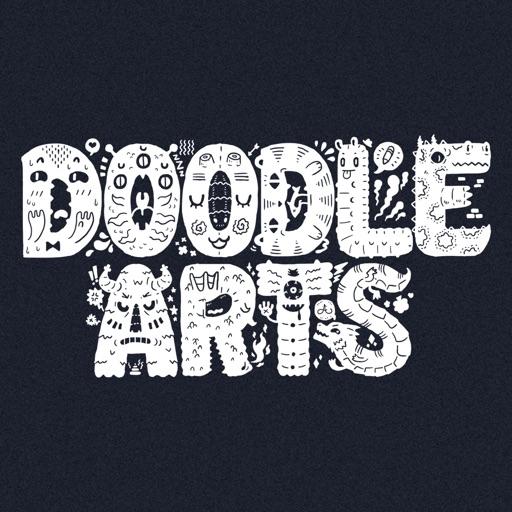 Doodle Arts (Magazine) iOS App