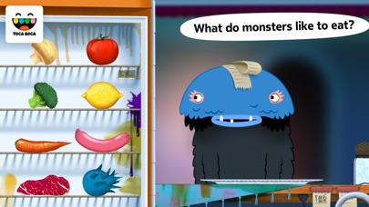 Screenshot #9 for Toca Kitchen Monsters