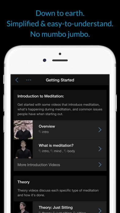 Meditation & Mind Training: Relax & Reduce Stress screenshot four