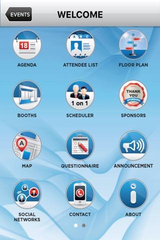 WCA Events screenshot 2
