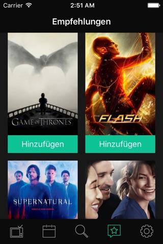 tvshows – Serien Tracker, verfolge deine Serien screenshot 4