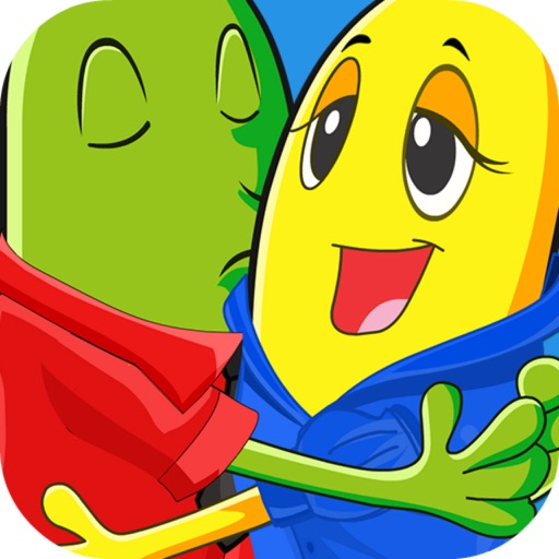 Fruits Couple Dress Up - Romantic Date/Perfect Change iOS App