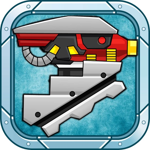 Robot Assemble – Funny Machine Jigsaw Game Icon
