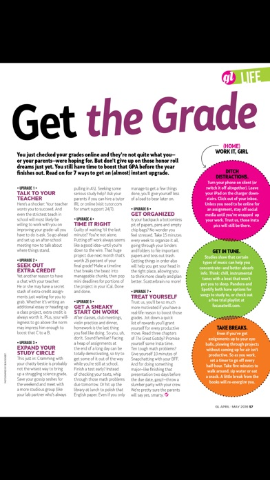 Girls Life Mag Standard review screenshots
