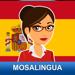 Apprendre l'espagnol rapidement avec MosaLingua : cours de conversation et vocabulaire