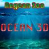 Ocean 3D Aegean Sea
