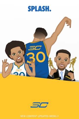StephMoji by Steph Curry screenshot 3