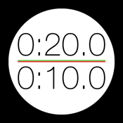 CrossFit Timer - special timer for workout of the day, tabata training, sport training, interval training, interval tabata, crossfit timer and crossfit tabata workout icon