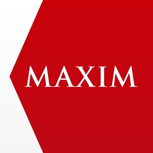 MAXIM Russia - Самый читаемый мужской on-line журнал в России. iOS App