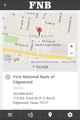 First National Bank of Edgewood screenshot 3