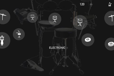 Exciting Drum Kit screenshot 3