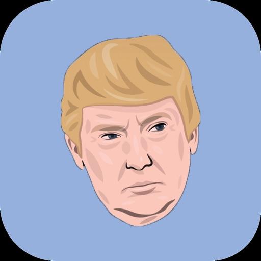 Punchy Trump - Trump On The Run - Clash Royale iOS App