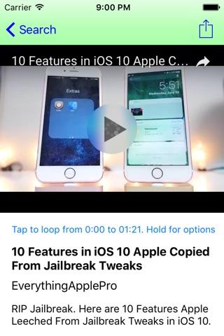 Looper for YouTube screenshot 2