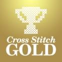 Cross Stitch Gold icon