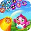 Crazy Bubble Bird Extreme - Dino Shoot Edition bubble birds 3