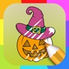 Halloween Coloring Pages - Coloring Games for Kids coloring