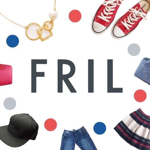 フリマアプリ フリル(FRIL) -ファッション・ハンドメイドをショッピング