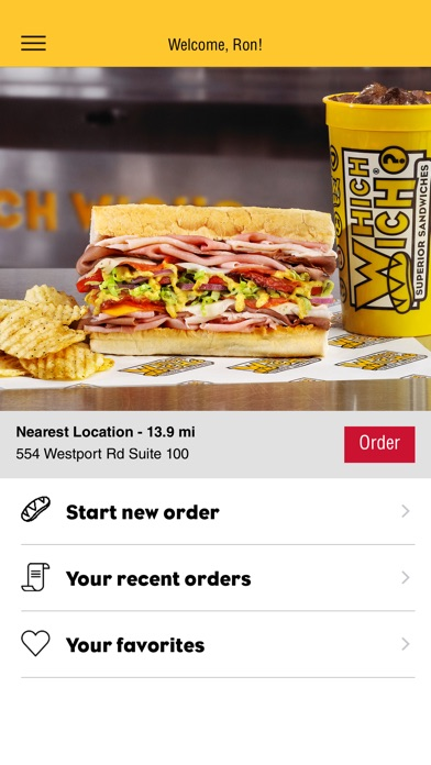 Which Wich® Superior Sandwiches serves custom-crafted sandwiches, wraps and salads with over 60 toppings to create a masterpiece. Get your wich on! Which Wich® Superior Sandwiches serves custom-crafted sandwiches, wraps and salads with over 60 toppings to create a masterpiece. Get your wich on!