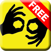 How To Sign Language! Learn ASL & Ameslan and speak sign with Adults Kids & Babies - Free icon