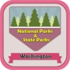 Washington - State Parks & National Parks