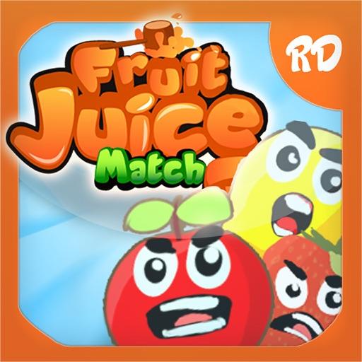 Fruit Juice Match 3 iOS App