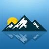 Travel Altimeter Lite - GPS Altitude & Map Elevation - Compass - Barometer