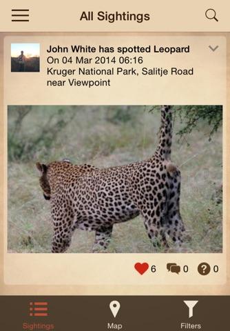 Tracking the Wild screenshot 1