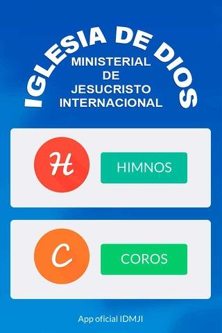 Himnos y Coros IDMJI screenshot 3