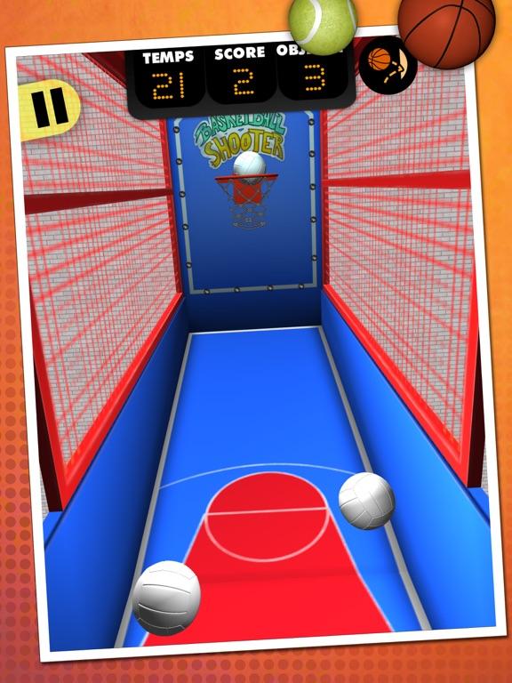 Игра Баскетбольный стрелок