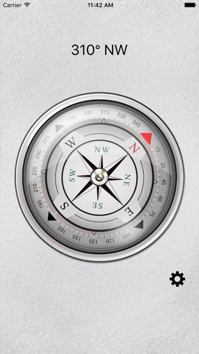 Screenshot #7 for Compass HD Pro