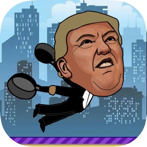 Trump Jumper Trump iOS App